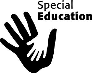 Special Education Hand-In-Hand Logo
