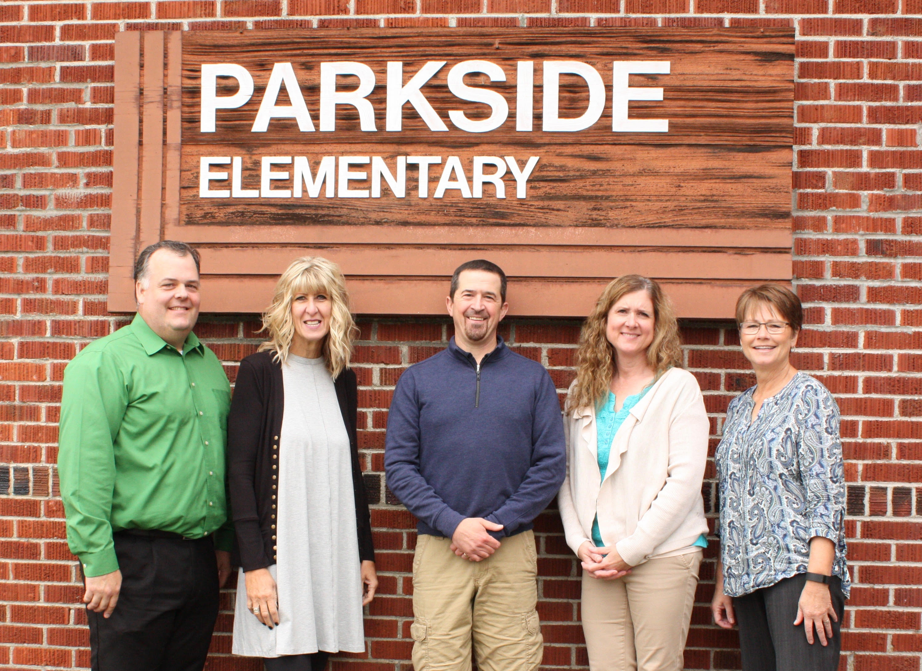 Parkside Elementary Office Staff