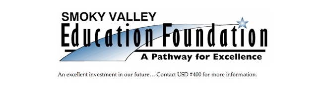 Smoky Valley Education Foundation: A pathway for Excellence