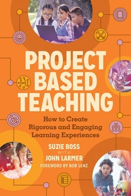 Image:  Book Title Project Based Teaching