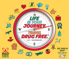 Life is Your Journey, Travel Drug Free