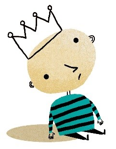 Image: Child with crown