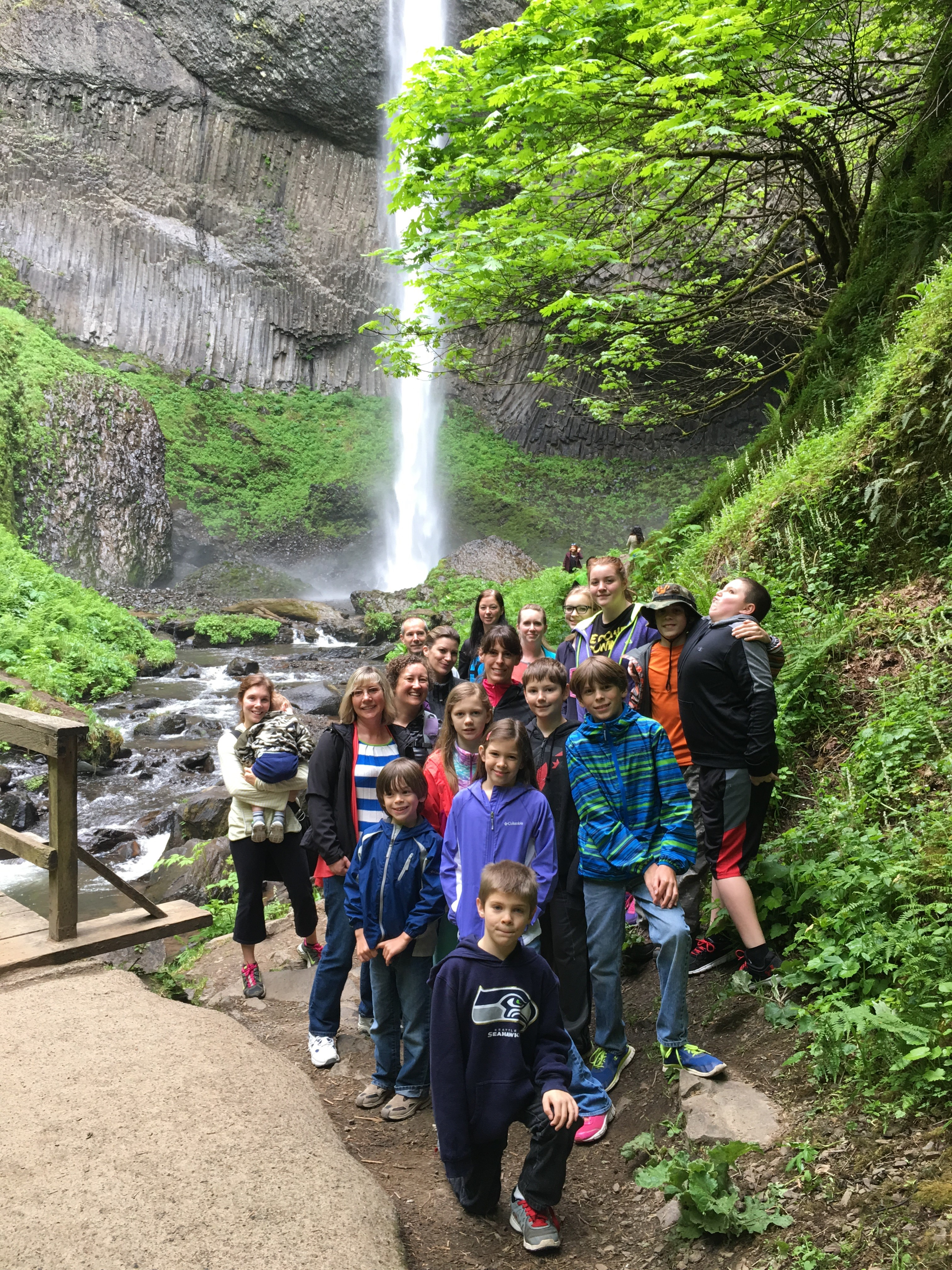 Lewis River Academy Field Trip