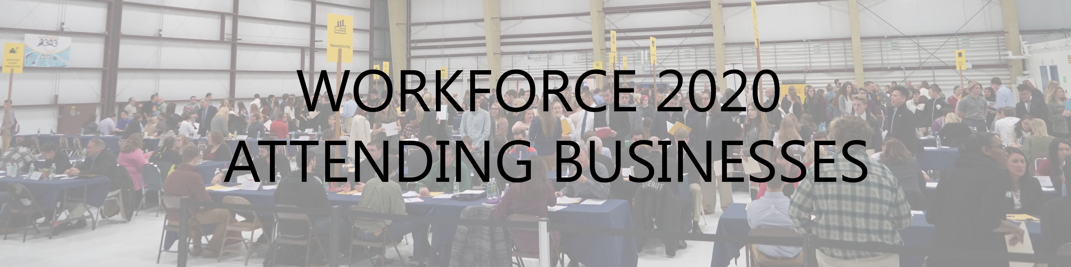 Workforce 2020 Participating Businesses