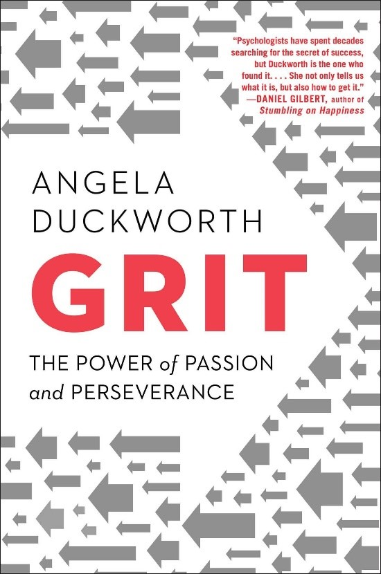 Cover of Book; Grit
