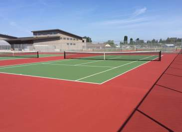 BHS Tennis Courts