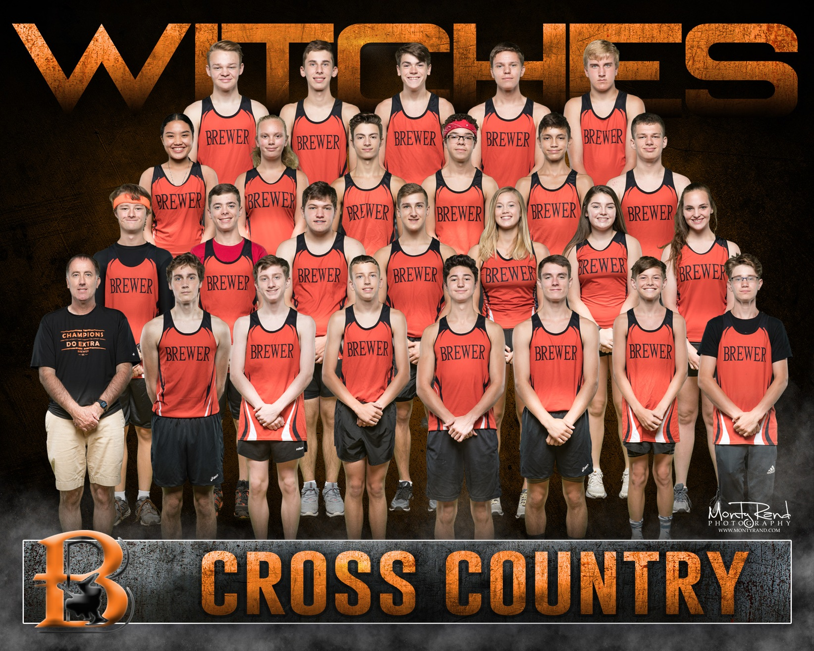 Witches Cross Country