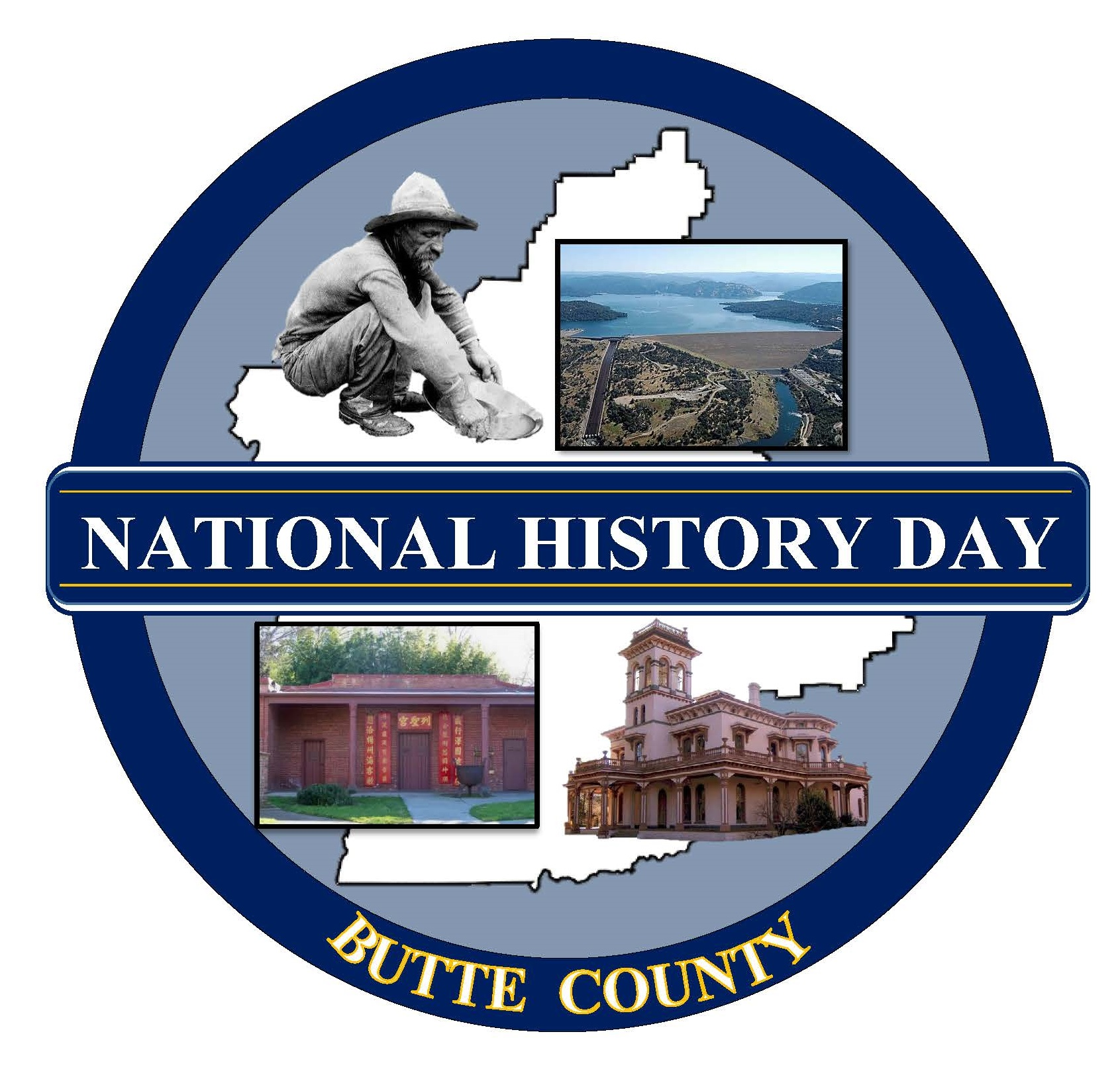Butte County National History Day Logo