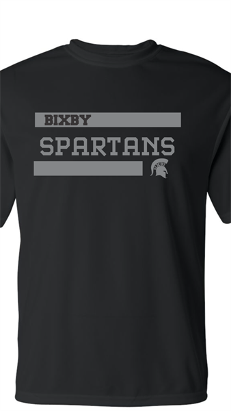 1541687859-black_short_sleeve_shirt_with_bixby_spartans_text_and_logo
