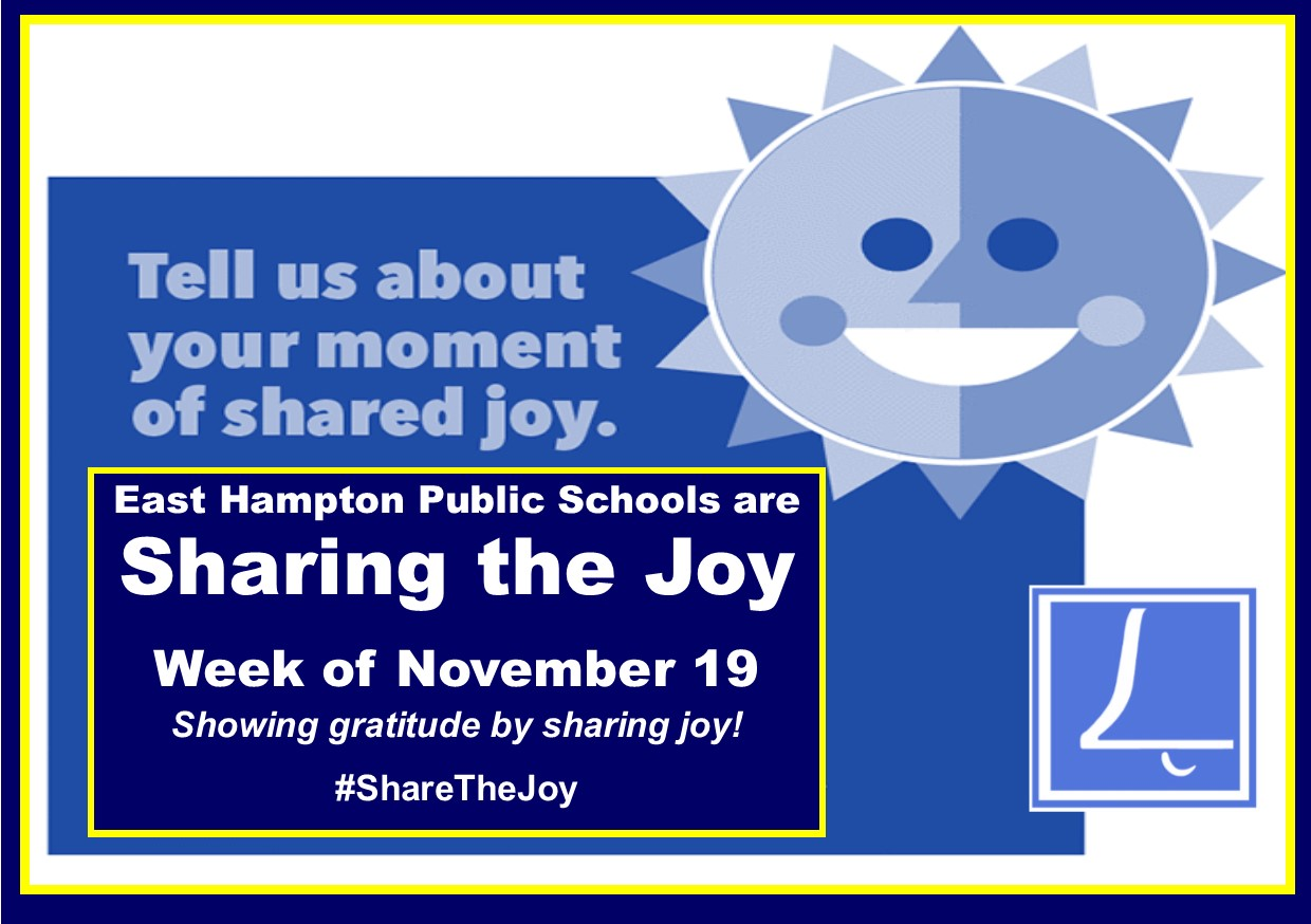 Image: Sharing the joy