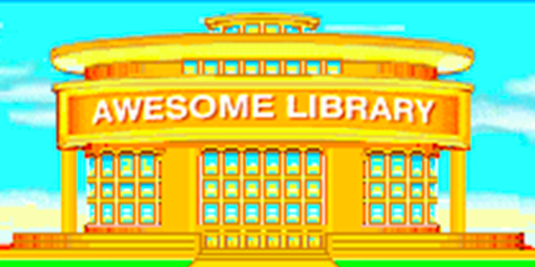 Awesome Library Logo
