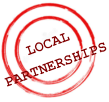 Click here to see our local partnerships!