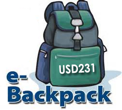USD 231: E-Backpack