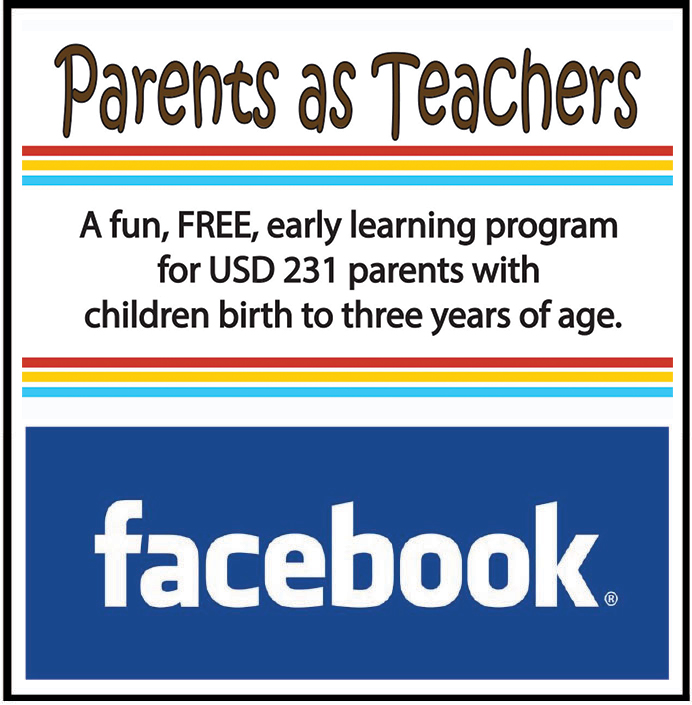 Click here for Parents as Teacher's facebook page.