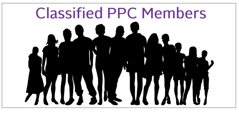 Classified PPC Members