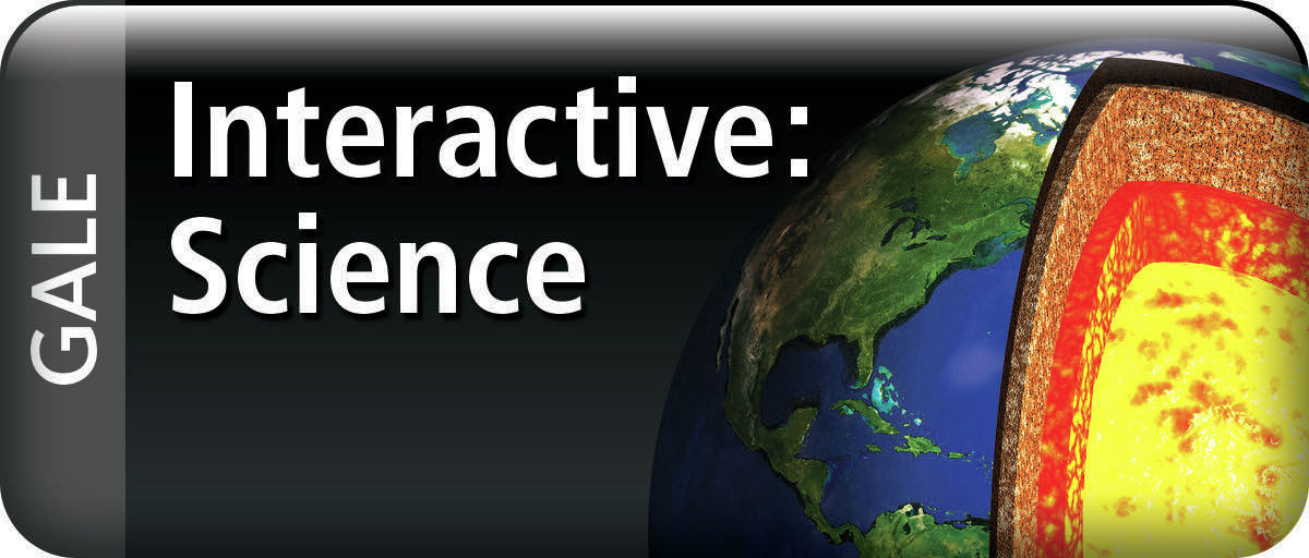 Click here to access to Gale Interactive: Science