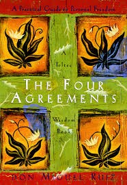 Image: Book Cover of The Four Agreements