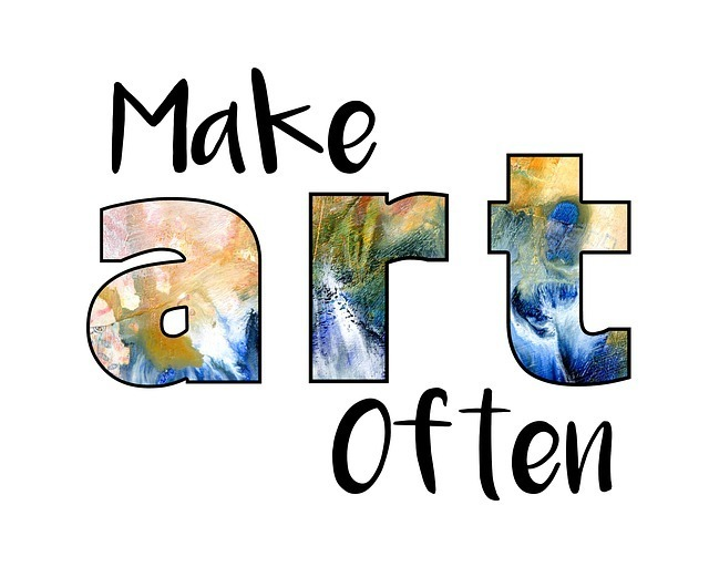 Make Art Often