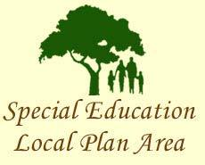 Speical education local plan area