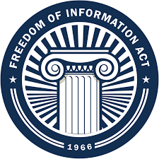 Freedom of Information Act Logo