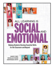 Image: All learning is Social and Emotional book cover