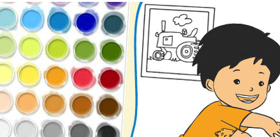 Click here to go to little people online painting