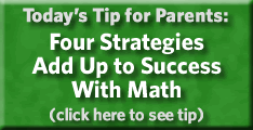 Secondary Today's Tip for Parents