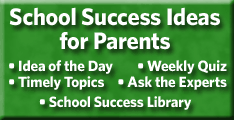 Secondary Ideas for Parents