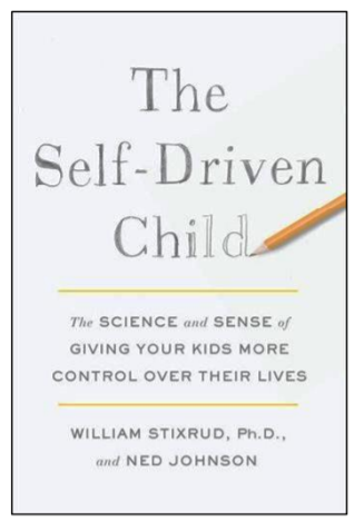 Book Cover: The Self-Driven Child