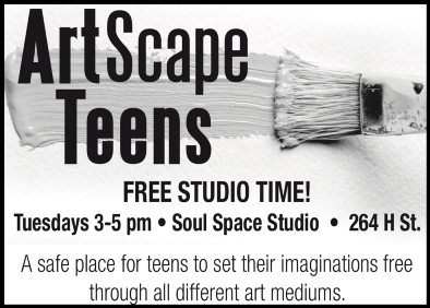 ArtScape Teens on Tuesdays